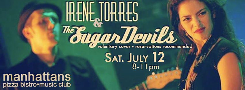 irene torres & the sugar devils